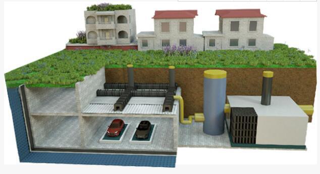 河北塑料排水板,河北覆布排水板,河北虹吸排水收集系统